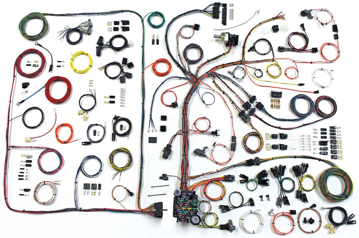 1972 pontiac lemans wiring 1972 pontiac gto wiring diagram american autowire 1968-1972 lemans wiring kit, classic update @ opgi.com #15