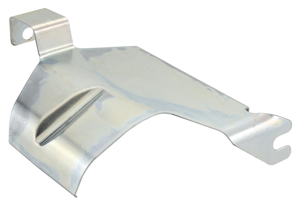 Photo of Starter Solenoid Heat Shield w/ ram air exhaust manifolds