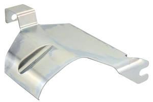 1970-1977 Bonneville Starter Solenoid Heat Shield w/ Ram Air Exhaust Manifolds