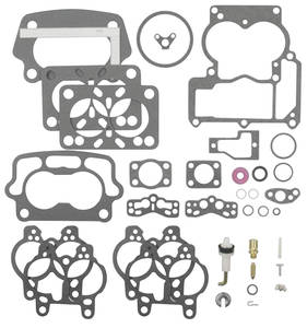 1959-65 Bonneville Carburetor Rebuild Kit, Tri-Power Center Carburetor