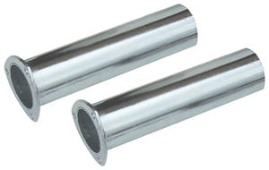"""1978-1988 El Camino Exhaust Reducers, Stainless Steel 3"""" Collector/3"""" Pipe"""