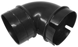 1968-1976 Bonneville Elbow, Air Cleaner Pre Heater Elbow Only