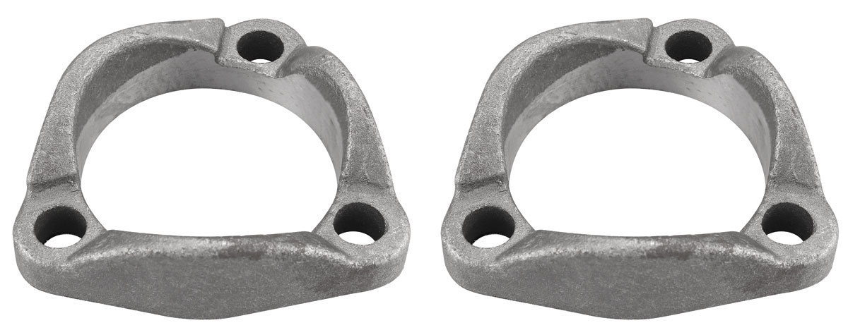 Photo of Exhaust Manifold Flanges, H.O. 3-hole