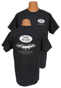 T-Shirt, Original Parts Group Pontiac