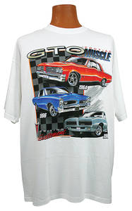 1961-73 GTO Muscle T-Shirt