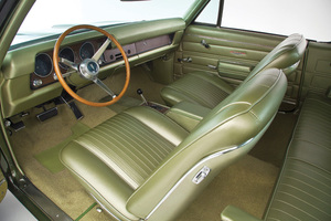 1968-1968 LeMans Interior Kit, Stage IV, Coupe