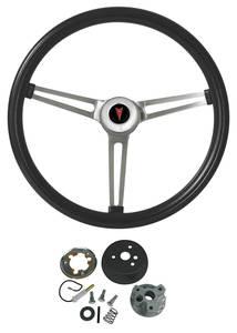 1964-66 Tempest Steering Wheel, Classic Pontiac