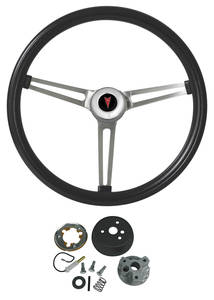 1964-66 LeMans Steering Wheel, Classic Pontiac, by Grant