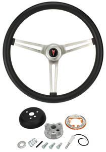 1965-1966 Bonneville Steering Wheel, Classic Pontiac w/Tilt, by Grant