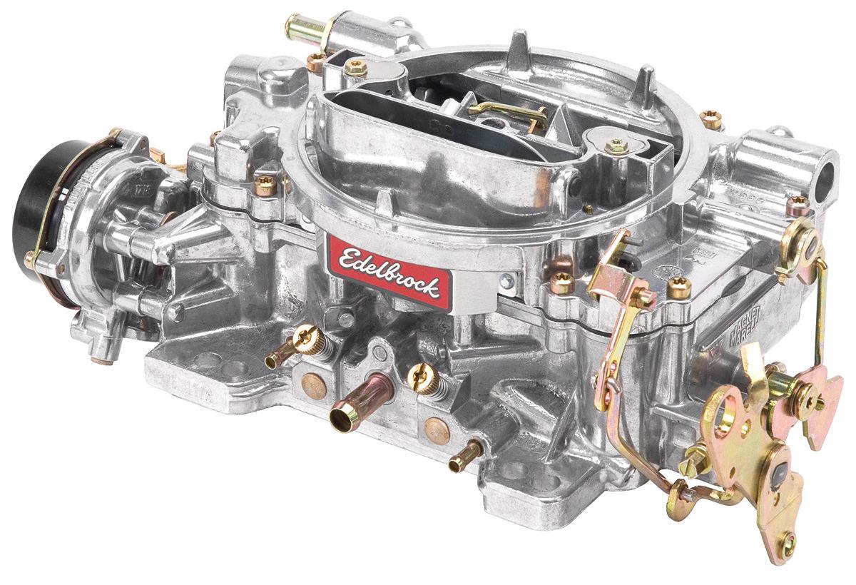 Photo of Carburetor, 600 CFM Electric Choke