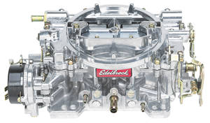 Carburetor, 750 CFM Electric Choke, by Edelbrock