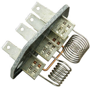 1965-72 Bonneville Blower Motor Resistor w/o ATC (4-Prong), by Old Air Products