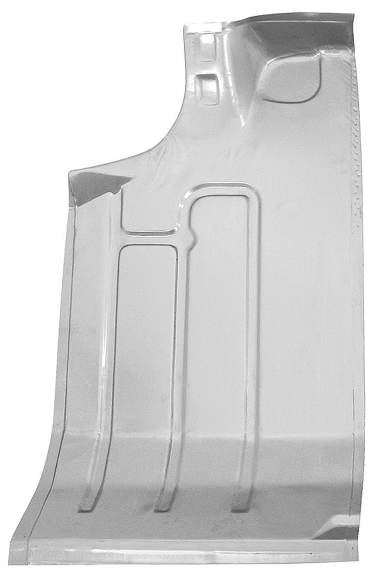 Photo of Cutlass/442 Trunk Pan, Steel (Sections) driver's side