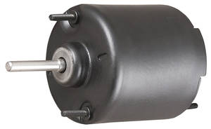 1961-63 Cutlass/442 Blower Motor (Reproduction) Deluxe Style, Threaded Shaft