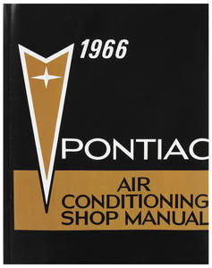 1966 Bonneville Pontiac AC Manual