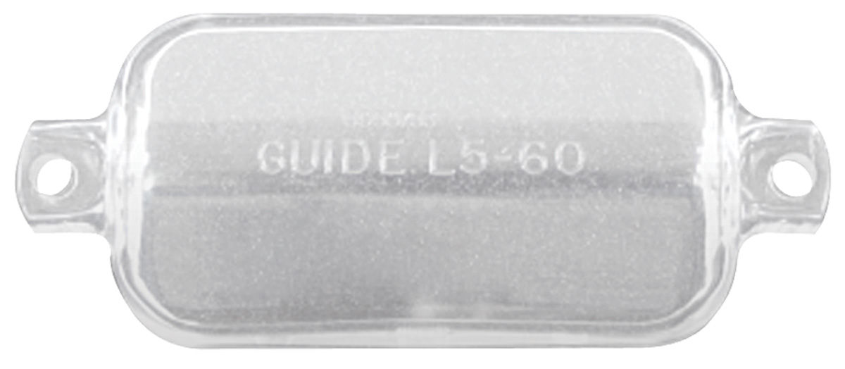 Photo of License Plate Lamp Lens Gasket