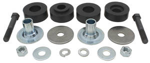 1965 Radiator Support Bushing Kit Bonneville and Catalina w/Hardware