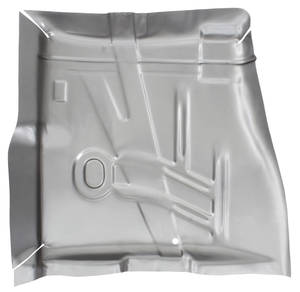 "Floor Pan, Steel (1965-70 Bonneville & Catalina) Front (25"" X 25-1/2"")"