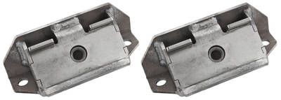 1961-64 Bonneville Motor Mounts, Solid All V8