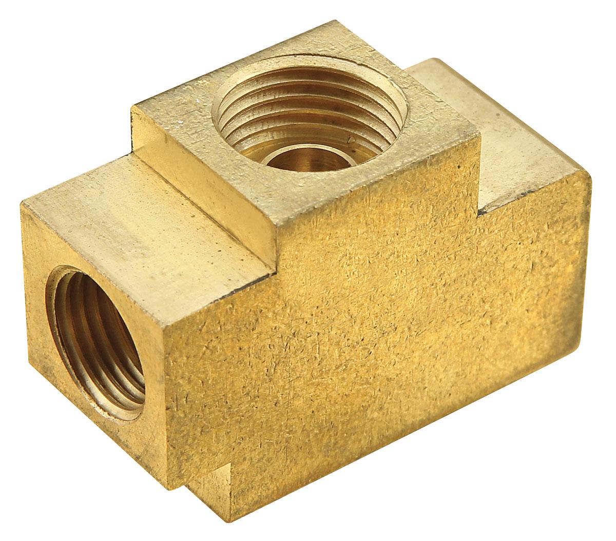 Photo of Fuel Block 3/8 inlet