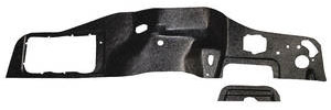 1959-1960 Firewall Insulation Pad, Interior (Molded) Bonneville/Catalina