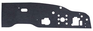 1963-64 Grand Prix Firewall Insulation Pad, Interior (Molded) All Models