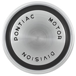 1960-62 Bonneville Wheel Center Cap (Pontiac Eight-Lug)