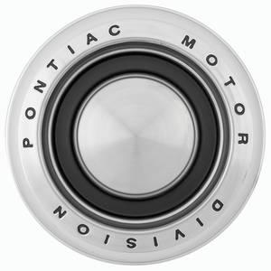 1965-1968 Bonneville Wheel Center Cap (Pontiac Eight-Lug)