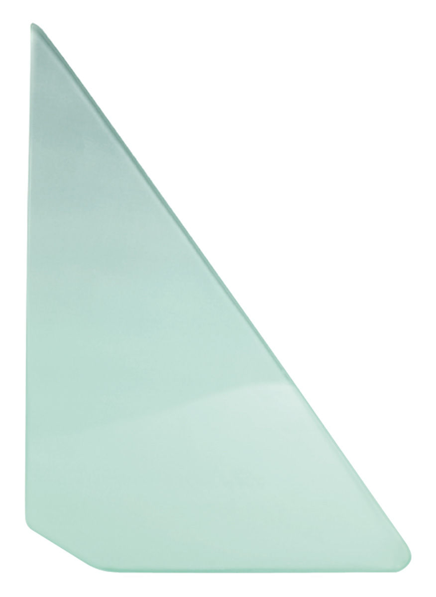 Photo of Vent Window Glass Bonneville And Catalina (Green) green, 2-/4-dr. sedan & wagon