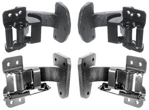 1961-64 Grand Prix Door Hinge Restoration Kit, Complete All Models