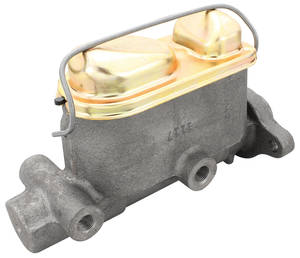 "1967-1969 Grand Prix Master Cylinder Grand Prix w/Disc, w/Bendix, w/1-5/8"" Push Rod Hole, 1-1/8"" Bore"