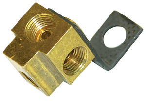 1966-1966 Grand Prix Brake Fluid Distribution Block