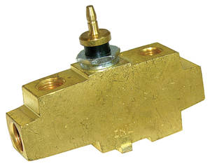 1970-1970 Catalina Brake Fluid Distribution Block