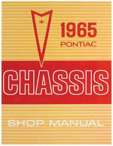 1965 Bonneville Chassis Service Manuals