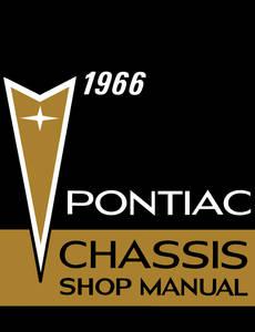 1966-1966 Grand Prix Chassis Service Manuals