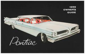 1959-1959 Catalina Owners Manuals, Pontiac