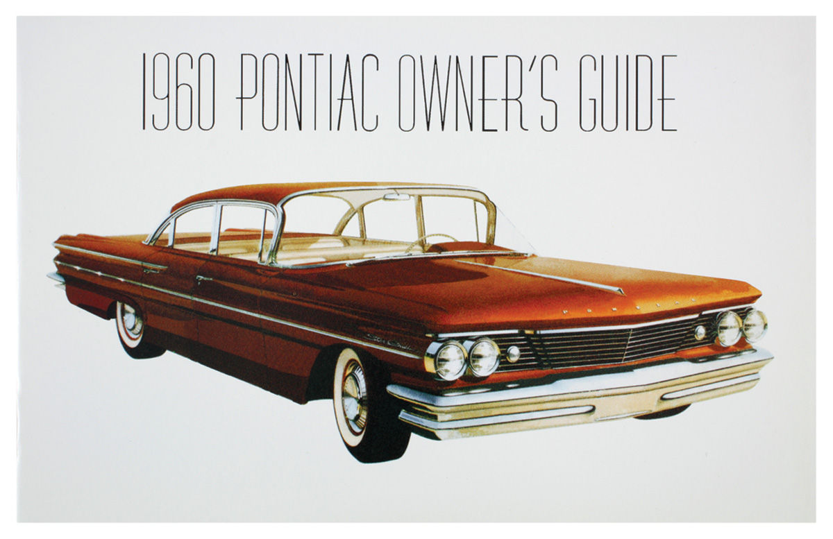 Photo of Owners Manuals, Pontiac