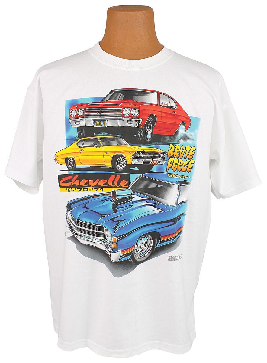 Photo of Brute Force Chevelle T-Shirt med.-2XL