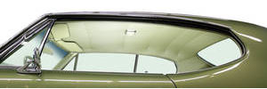 Headliner, 1968 Original Grain 5-Bow GTO & LeMans, Premier Perforated