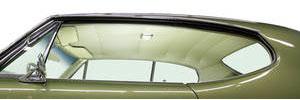 Headliner, 1968 Original Grain 5-Bow GTO & LeMans, Premier Perforated