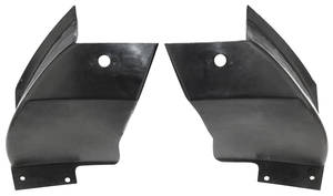 1969-1972 Grand Prix Fender Close-Out Pockets, 1969-72 Grand Prix