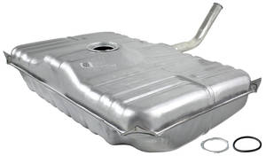 1975-77 Fuel Tank Assembly Grand Prix, w/o Vent, (25-Gal.)