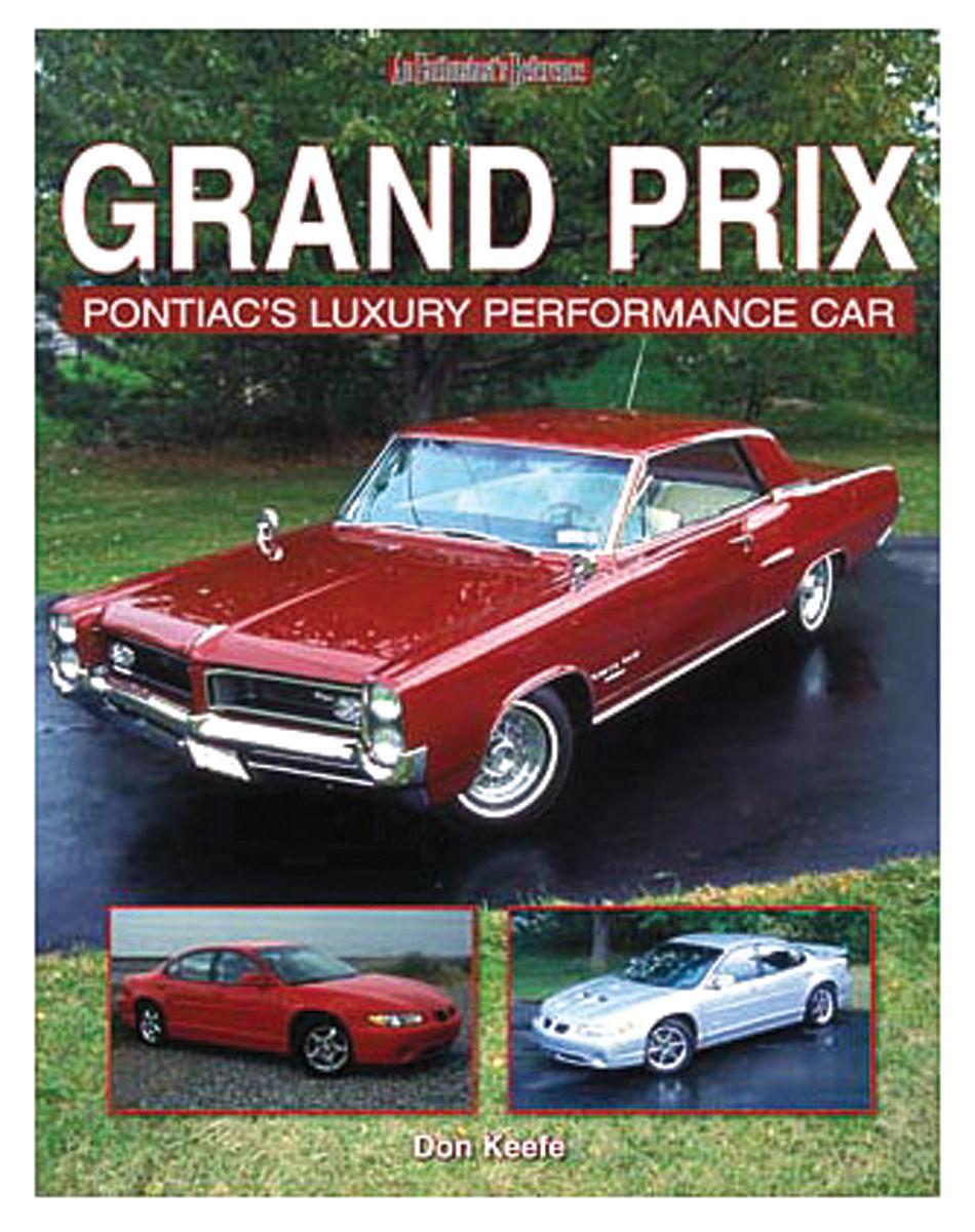 Grand Prix Pontiacs Luxury Performance Car Pontiac 421 Super Duty