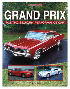 Grand Prix – Pontiac'S Luxury Performance Car
