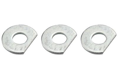 Nose Filler Washers, 1969-70 Grand Prix Bumper