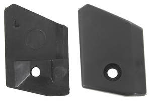 1969-72 Hood To Windshield Frame Pads, Grand Prix