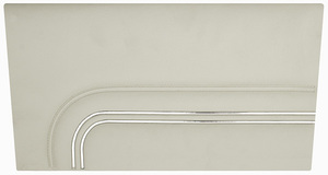 1972-1972 GTO Door Panels, Reproduction GTO and Lemans Rear, Convertible, by PUI