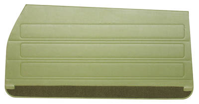 Door Panels, 1968 Reproduction GTO and Lemans Rear, Convertible