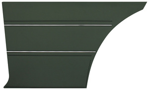 Door Panels, 1969 Reproduction GTO and Lemans Rear, Coupe, by Distinctive Industries