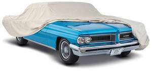 1962-1963 Grand Prix Car Cover, Dustop Custom Grand Prix